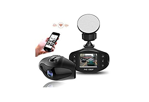 Nola Sang 1080P Wifi Car DVR Camera HD Video Registrator Mini Car Camera Recorder Dash Cam G-sensor