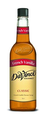 DaVinci Gourmet Classic French Vanilla Syrup Pet, 1er Pack (1 x 1 l)