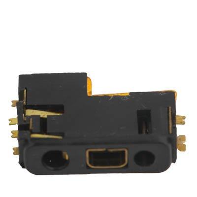 Mobile Phone Ingresso di Ricarica Connettore per Nokia 1200 / 6110 / 1650 / E50 / E61 / E51 / E65 / 1202