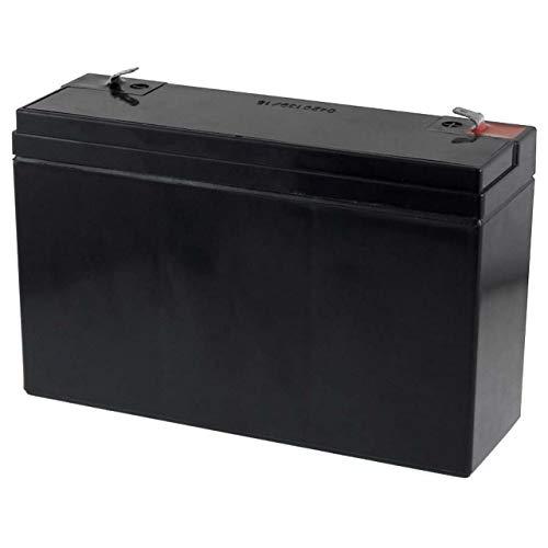 Fiamm FG11201 plomb batterie 6 Volt, 12Ah