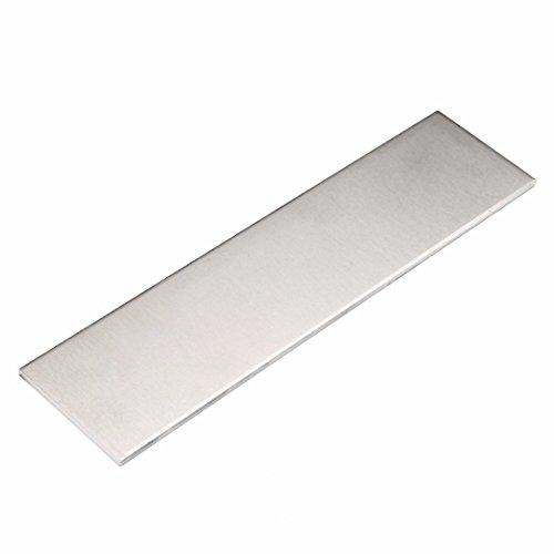 Alublechstreifen Flachstange Alu Flat Bar Blech Platte 200 x 50 x 3mm Aluminium Flat Bar