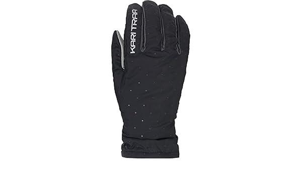 Kari Traa Tove Gloves Damen Black 2018 Handschuhe