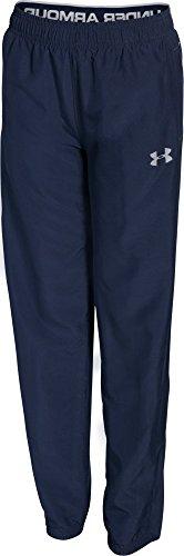Under Armour-Storm Powerhouse-Pantaloni sportivi da uomo rosso  Navy Seal ragazzi/M