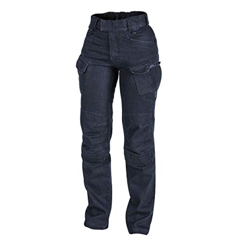 Helikon-Tex Womens UTP Urban Tactical Pants - Denim - Dark Blue Womens Dark Denim