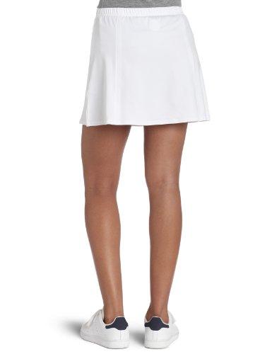 Bollé Jupe de Essential encoche de tennis pour femme blanc