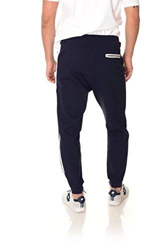 Imperial pantalone tuta uomo blu