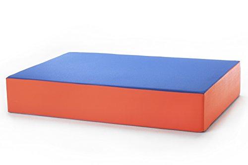 Unbekannt Hüpfmatratze für alle kleinen und großen Hüpfer 130x90x25cm