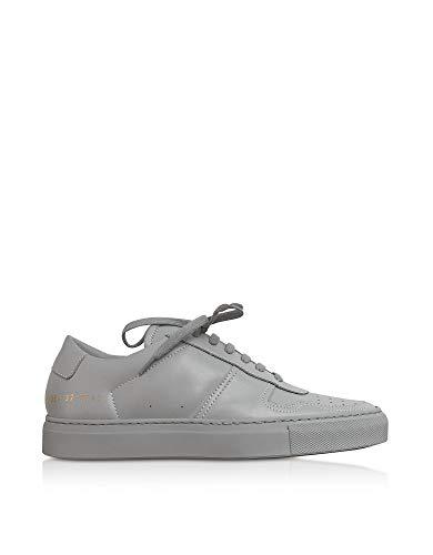 COMMON PROJECTS Damen 38647543 Grau Leder Sneakers