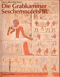 Die Grabkammer Seschemnofers III. aus Gisa