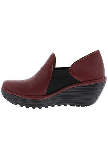 Fly London - Yua, Ballerine Donna rot