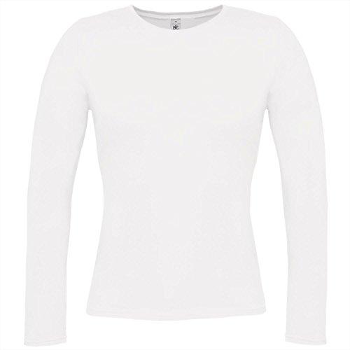 B&C CollectionDamen T-Shirt Weiß - White*
