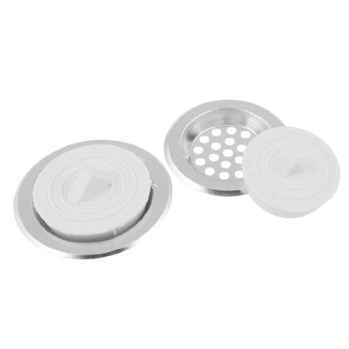 4-in-1-kitchen-water-sink-drainer-strainer-disposal-stopper-plug-white