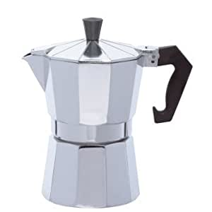 Le'Xpress Italian Style Three Cup Espresso Maker