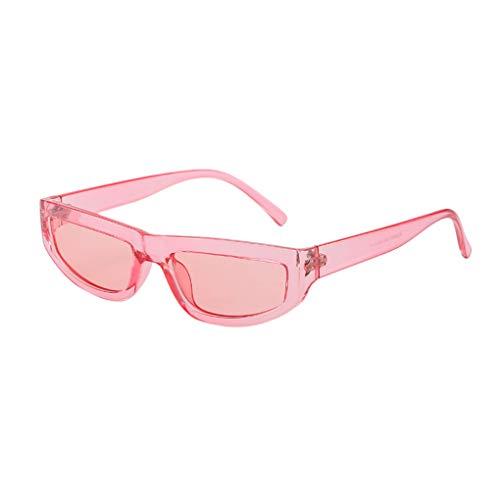 WHSHINE Herren Retro Polarisierte Sonnenbrille, Vintage Box Bügel UV400 Sportbrille Brille...