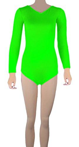 Howriis -  Body  - Donna Mehrfarbig - Limettengrün