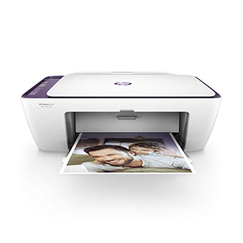 HP Deskjet 2634 Imprimante Multifonction Jet d'encre Couleur (7,5 ppm, 4800 x 1200 PPP,...