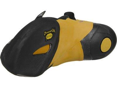 La Sportiva Solution Kletterschuh Black/Yellow