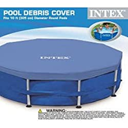 Cubierta para piscina octogonal 3.05 m Intex