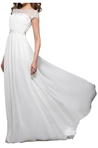 Ivydressing - Robe - Trapèze - Femme Weiß
