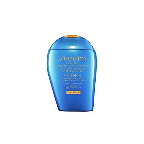 Shiseido Wet Forza Expert Sun invecchiamento protezione Lotion SPF 50 + più (100 ml)