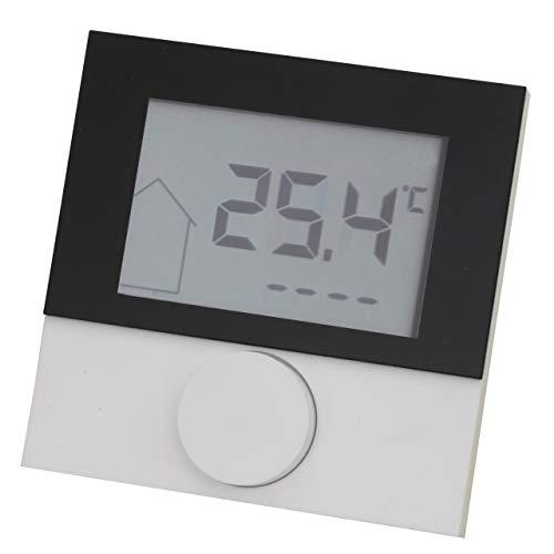 Standard-lcd (Alpha Regler direct Standard LCD 230 V mit Designscheibe 130564)