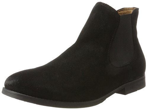 SELECTED FEMME Sfbeathe Suede Boot, Bottes Chelsea Femme
