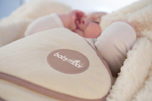 Babymoov A044003 Strampelsackwickel Cosybag Fresh (3 - 6 Monate), beige