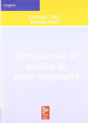 Introducción al análisis de series temporales por P. Carreno