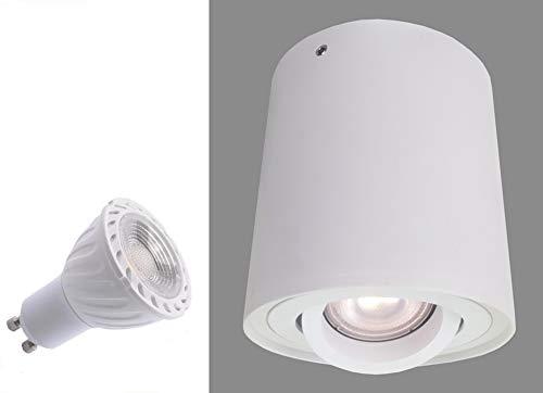Budbuddy Focos para el techo LED lamparas de techo led Luces de...