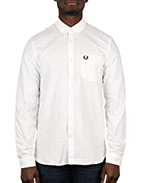 059050a42 Amazon.co.uk: Fred Perry - Shirts / Tops, T-Shirts & Shirts: Clothing