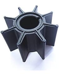 Motor de Barco Bomba de Agua Impulsor 334-65021-0 18-8921 para Nissan / Tohatsu 9.9HP 15HP 18HP 20HP Motor Fuera de Borda