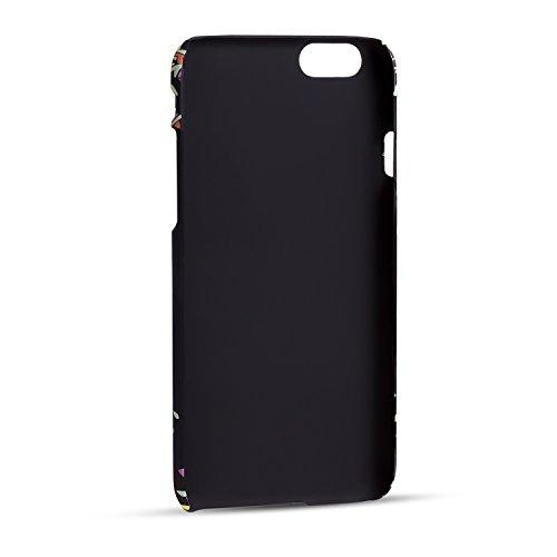 iPhone SE, 5S, 5 Motiv Backcover, Conie Mobile PC Motiv Rückschale Hartschale Hülle Tier Muster, Leuchtefekt, Schutzhülle / Case für hinten Motiv 3