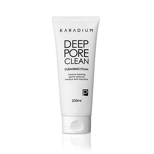 KARADIUM Deep Pore Clean Cleansing Foam