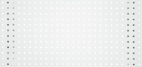 KS TOOLS 860 0889RW - PANEL DE PARED  BLANCO  500X450MM
