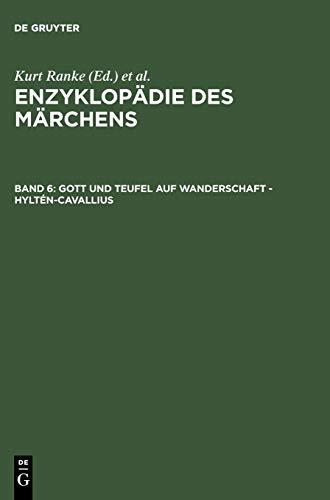 Enzyklopädie des Märchens: Gott und Teufel auf Wanderschaft - Hyltén-Cavallius
