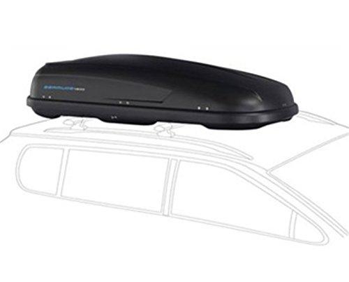 Preisvergleich Produktbild Dachbox ohne Bohren Norauto schwarz 450 L