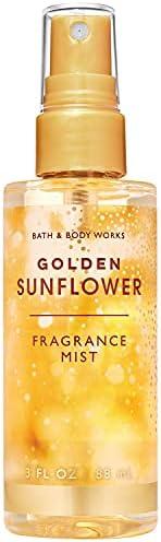 Golden Sunflower Travel Size Fine Fragrance Mist