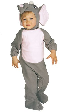 Desconocido Disfraz de elefante para bebé