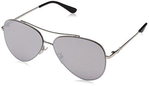 Guess GF0301, Montures de lunettes Mixte Adulte, Noir (Grigio/Nero), 60