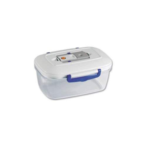 Magic vac aco1092 rettangolare scatola 1.5l trasparente, bianco 1pezzo(i) recipiente per cibo