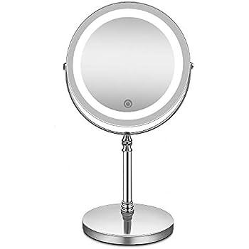 NO 7 Illuminated Make-Up Mirror New Improved: Amazon.co.uk ...