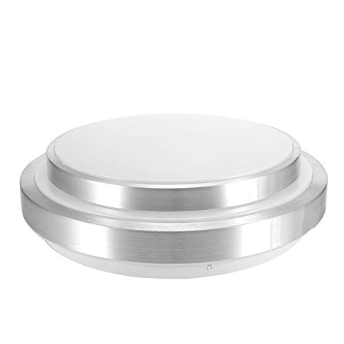 koulate 60W Smart WiFi Deckenleuchte Brot Licht LED WiFi Licht für Esszimmer, Badezimmer, Schlafzimmer, Wohnzimmer, Keller, Flur, Garage, Kinderzimmer, Lighti -