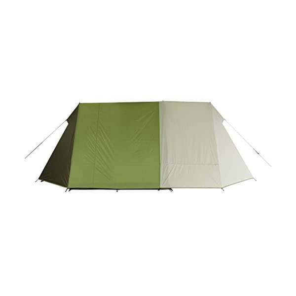 10T Outdoor Equipment Waterproof Mungaro Unisex Outdoor Frame Tent available in Grey - 3 Persons 8