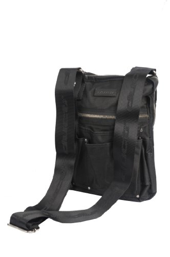 ducti-10333bk-ballistic-messenger-bag