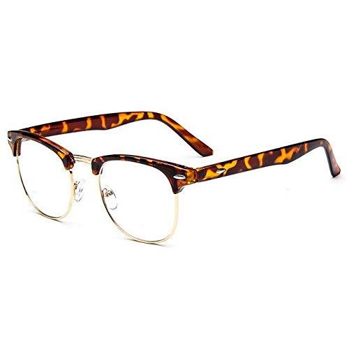 YMTP Brillenfassungen Brillen Rahmen Für Frauen Männer Männlich Spiegel Damen Brillen Cool Plain Brillengestell
