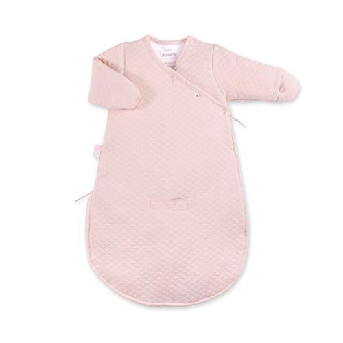 BEMINI Gigoteuse Magic Bag avec manche rose doux 0/3 mois, en kilty