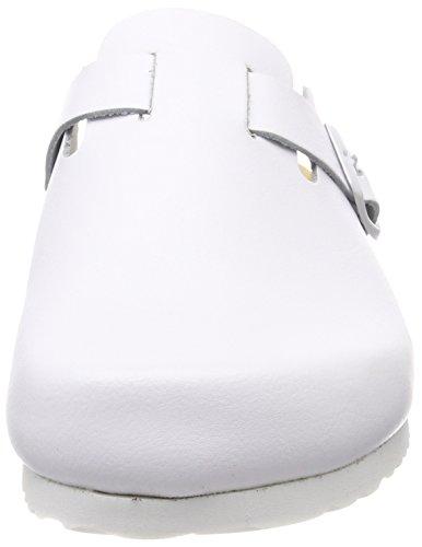 Dr. Brinkmann 603010 Herren Clogs Weiß (Weiß (3))
