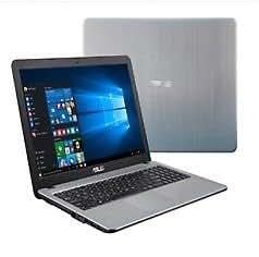 Asus X541NA-GO017T Laptop(Celeron Dual Core/4 GB/500 GB/Windows 10), Silver