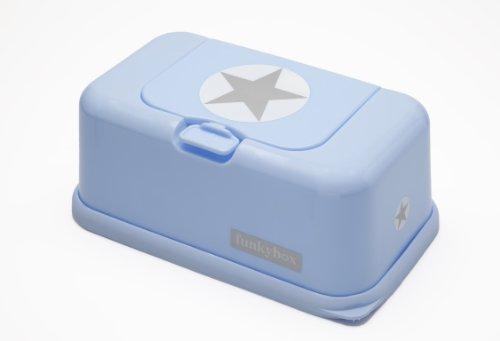 Funkybox,Blau/Sterne