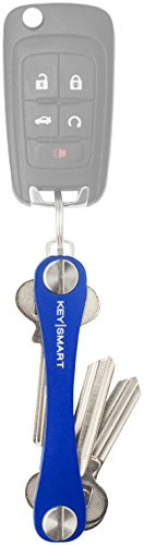 key-smart-organizador-de-llaves-azul-9cm